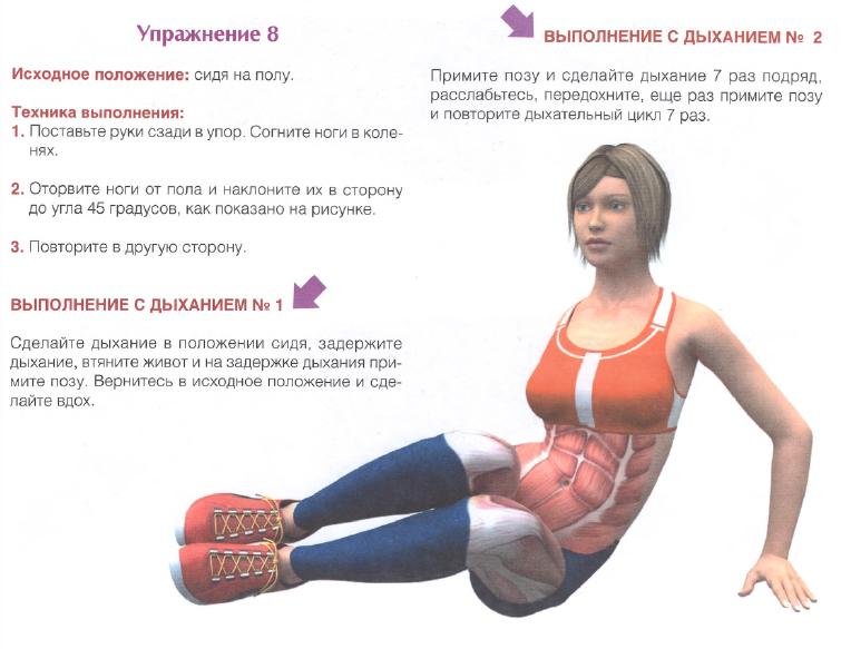 Как правильно делать упражнение «вакуум живота»