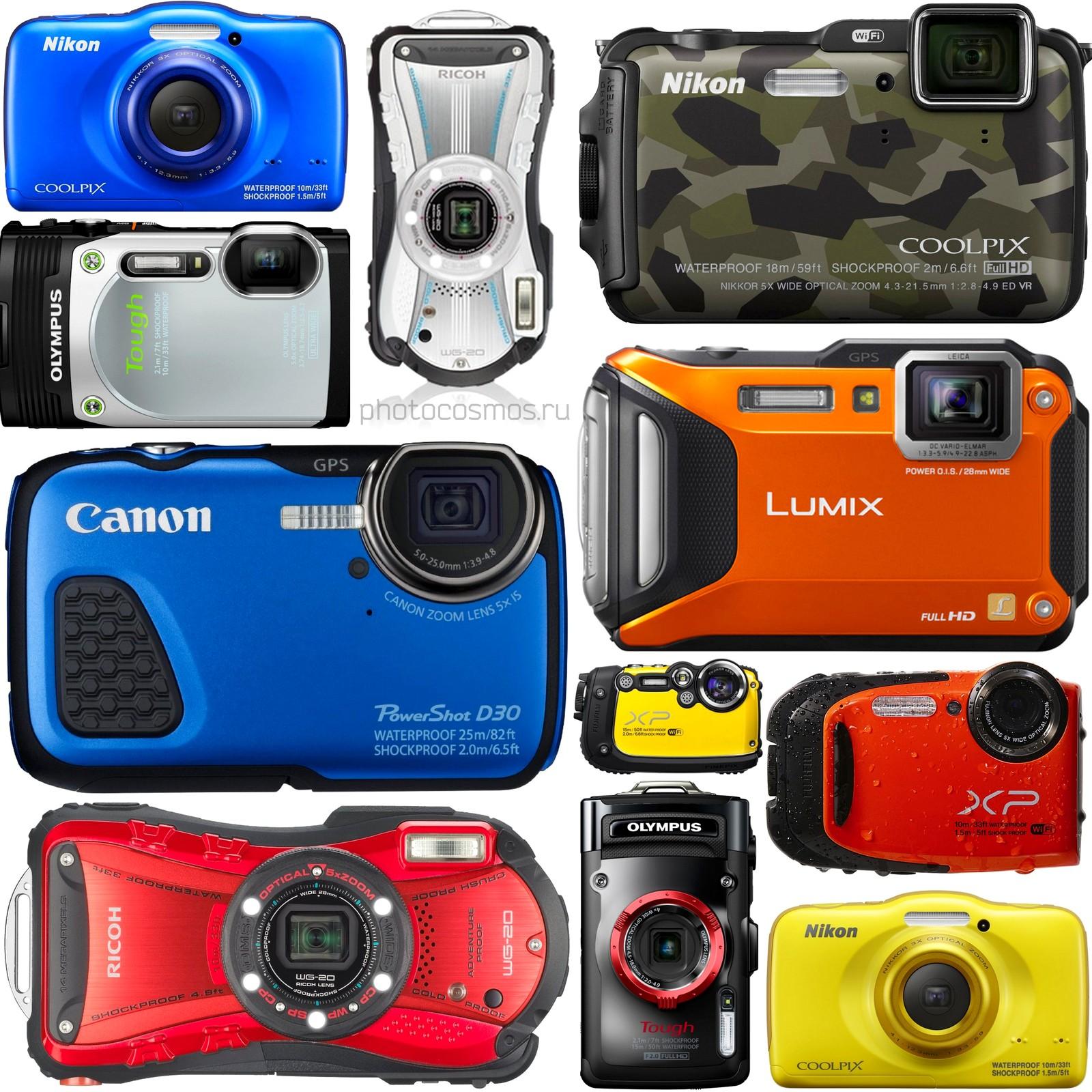 Все о моноподах для фотоаппаратов