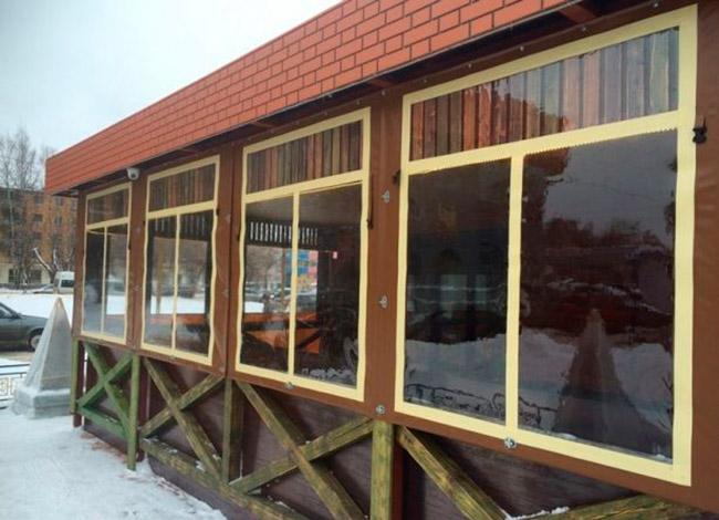 Что такое мягкие окна? преимущества мягкого остекления - самстрой - строительство, дизайн, архитектура.