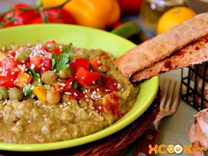 Хумус, что это такое и с чем его едят - состав, рецепты, польза и вред