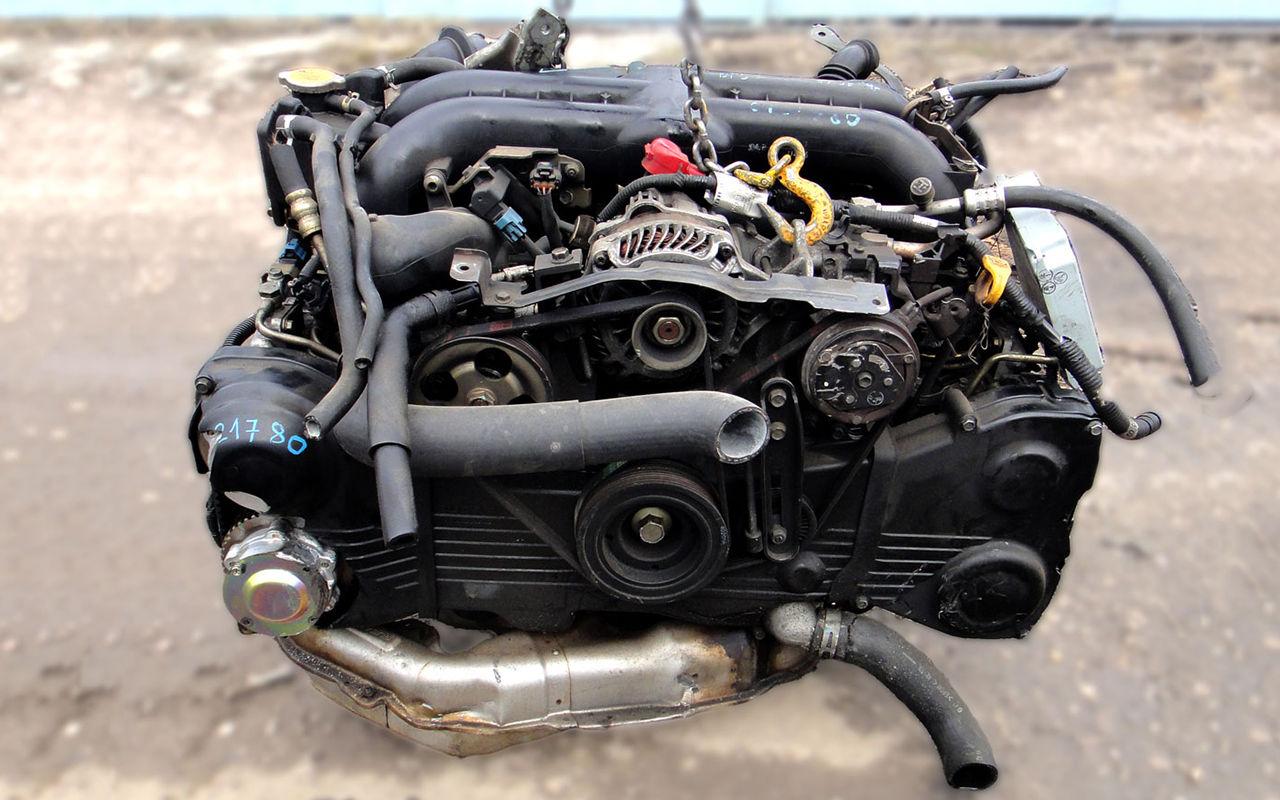 Что это контрактный двигатель?