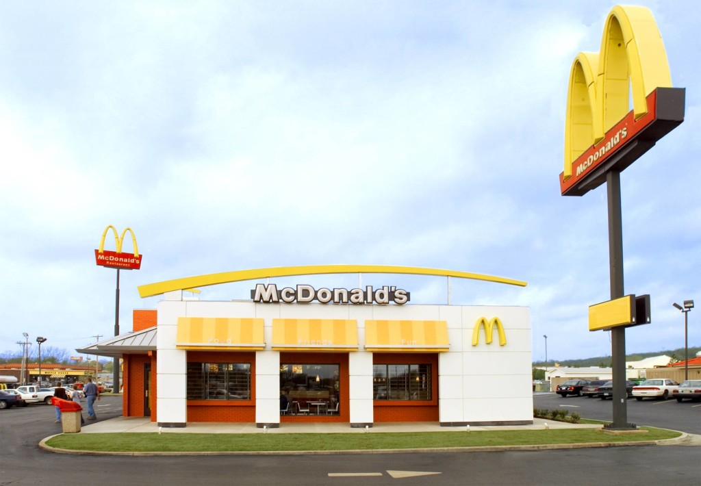 Макдональдс: меню и цены на сегодня 2020