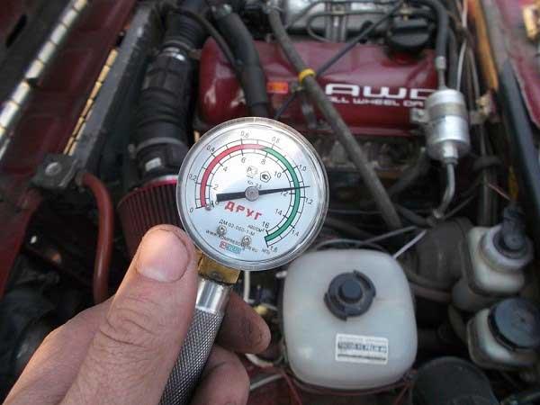 Компрессия в двигателе (что это такое, какая компрессия должна быть, как измеряется)