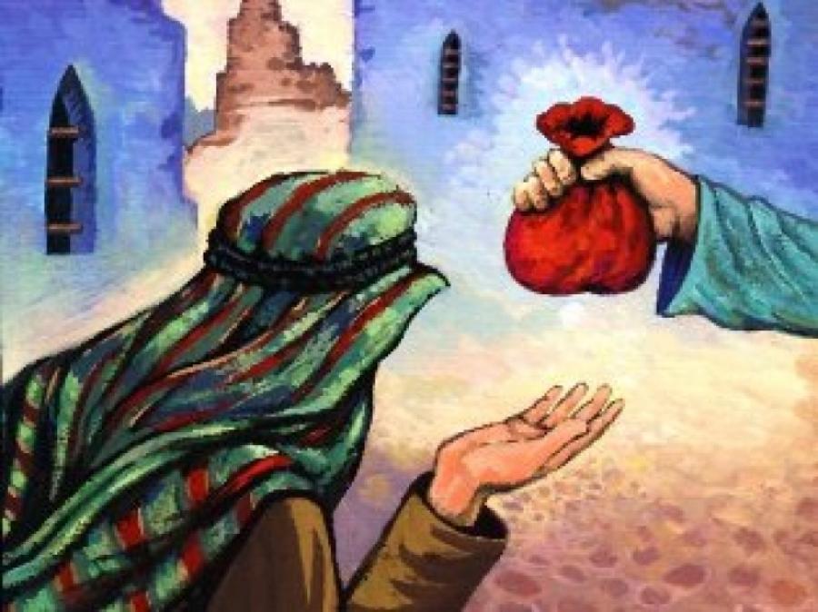 """""""заплати другому"""" или милостыня в исламе. садака. виды садака. - ислам-рисалят"""
