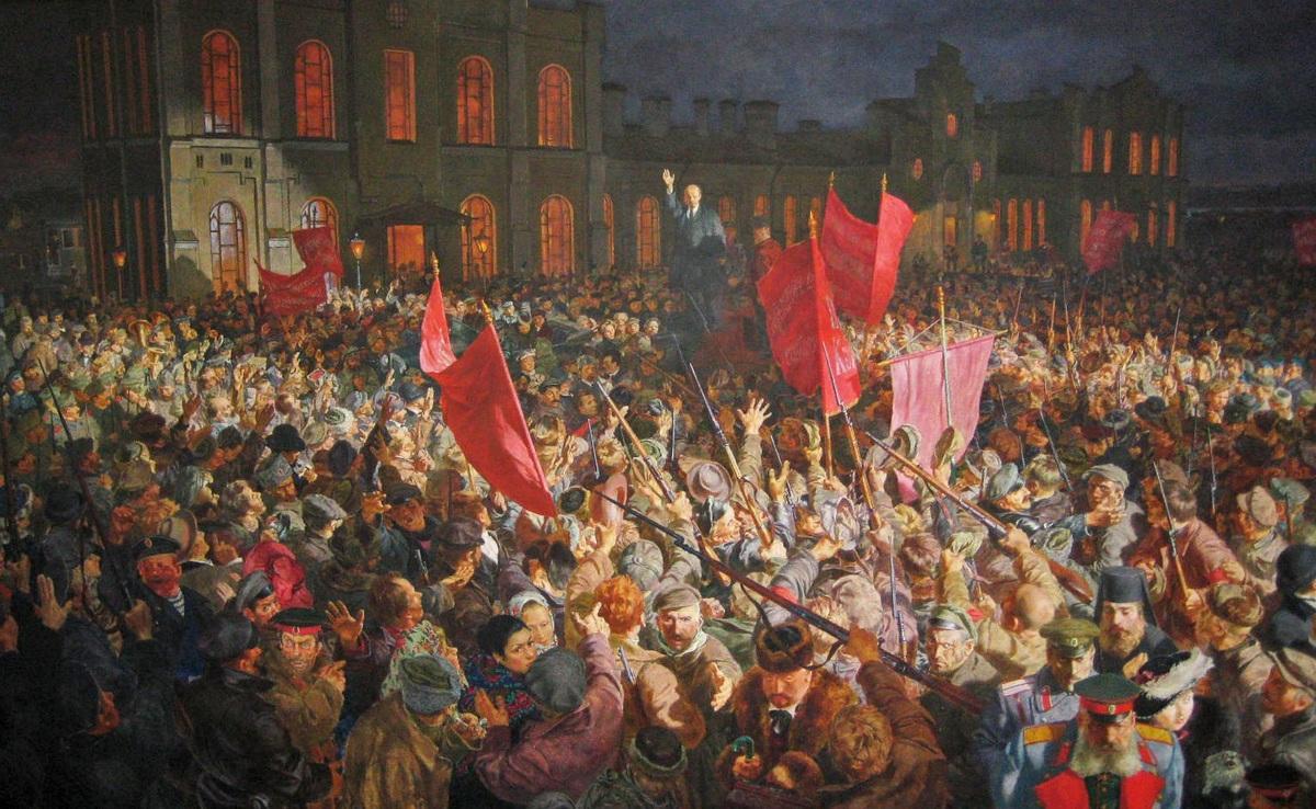 Революция что это? значение слова революция