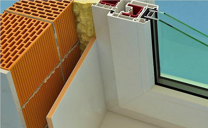 Что такое откос окна и отлив окна? - строим сами