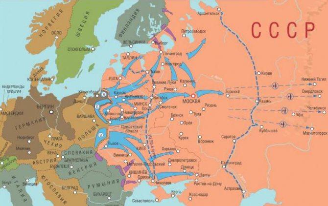 «прежде немцы не встречали такого сопротивления»: почему провалился гитлеровский план «барбаросса»