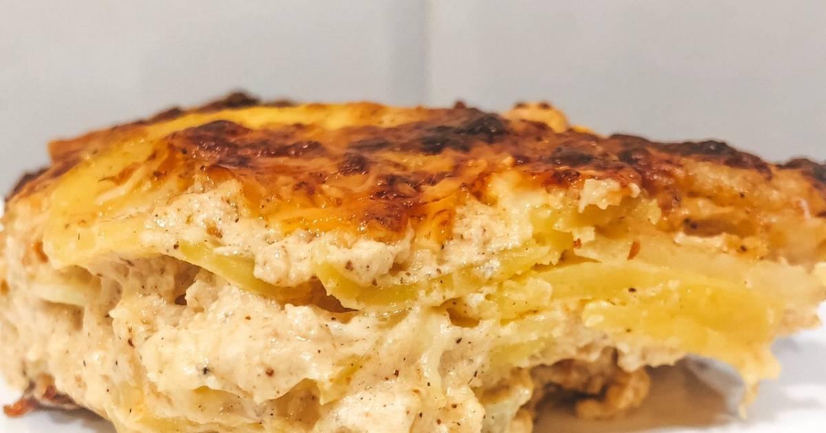 Гратен дофинуа – кулинарный рецепт