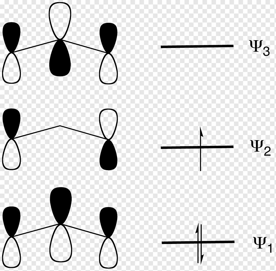 Молекулярная орбиталь - molecular orbital