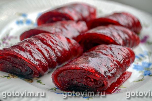 Пастила из яблок на поварёнок.ру