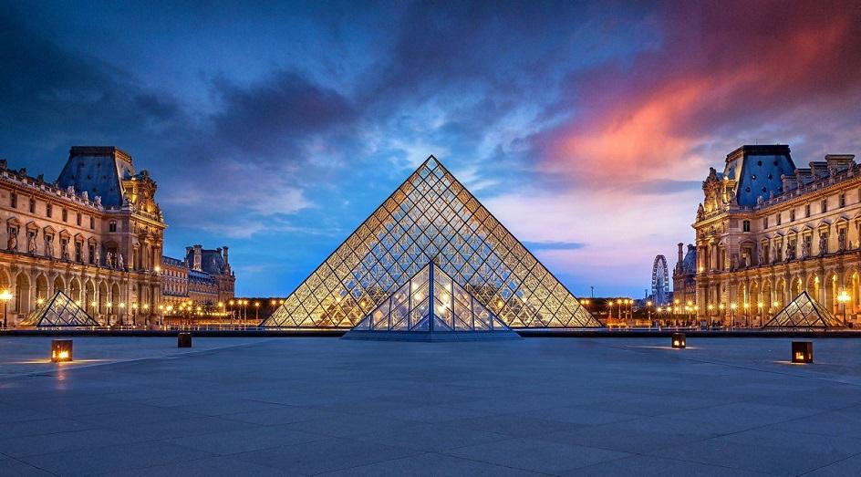 Музей лувр (louvre museum) и его экспозиция