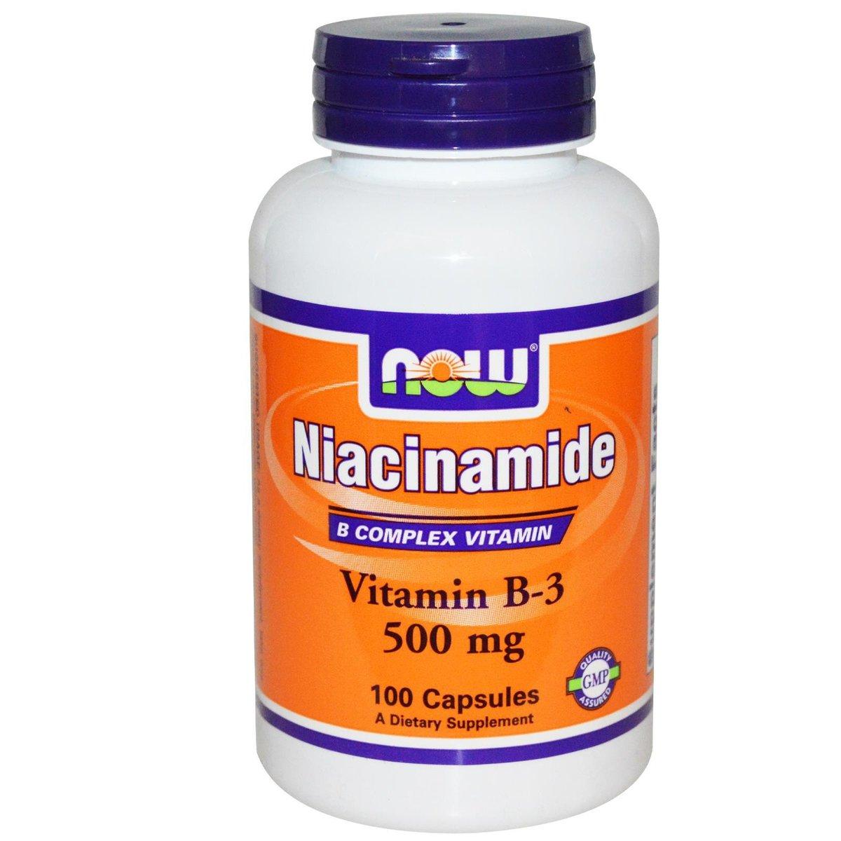 Ниацинамид в косметике - лечение прыщей