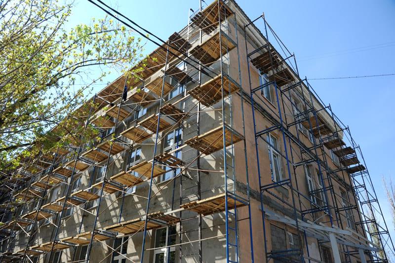 Что такое реконструкция здания и как ее провести