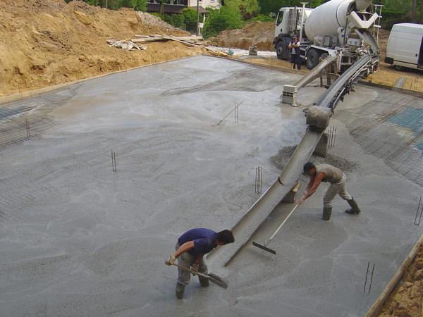 Что такое тощий бетон: состав, преимущества и недостатки