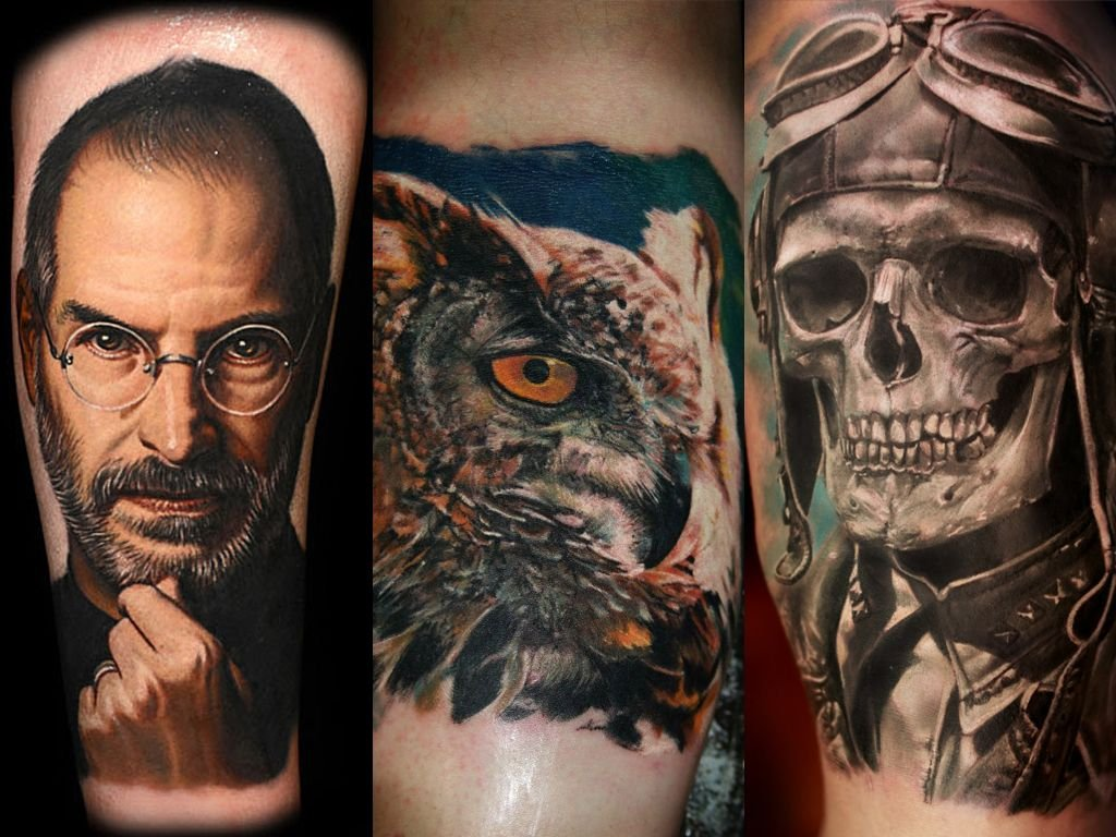Эскизы татуировок со смыслом и их обозначения