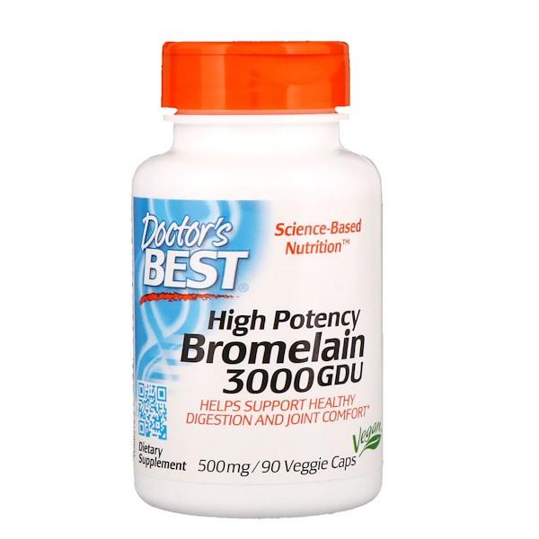Бромелаин: все, что нужно знать про этот полезный фермент - satori