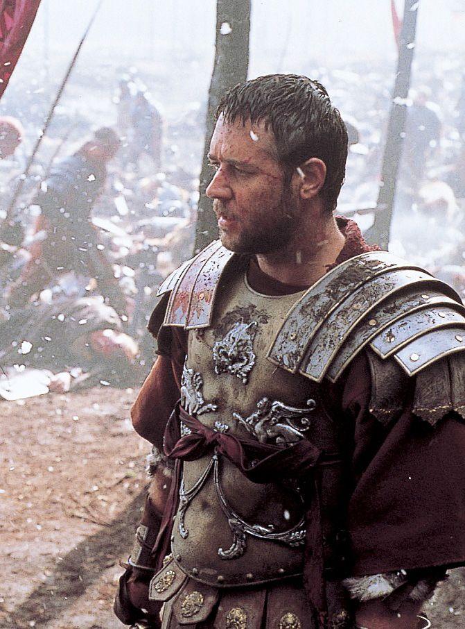 Gladiator (гладиатор)