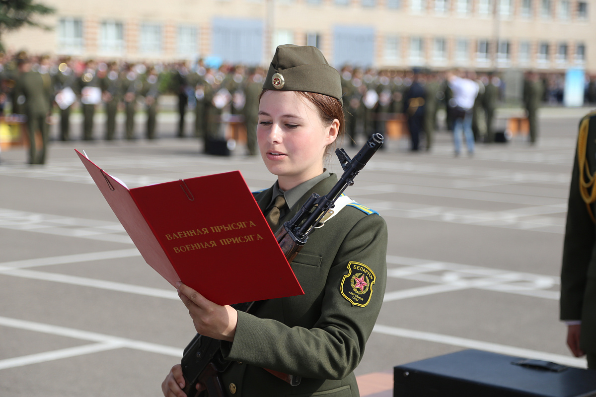 Военная присяга в армии рф: что такое присяга, история, когда принимают, порядок приведения к присяге
