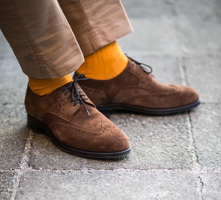 Как выбрать качественные мужские носки: на что обращать внимание?