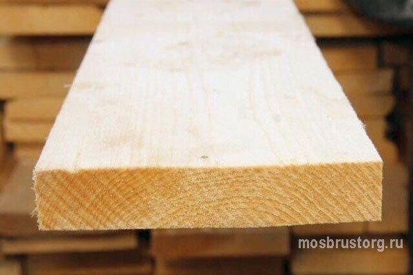 Стандартные размеры обрезной доски, как определить сорт
