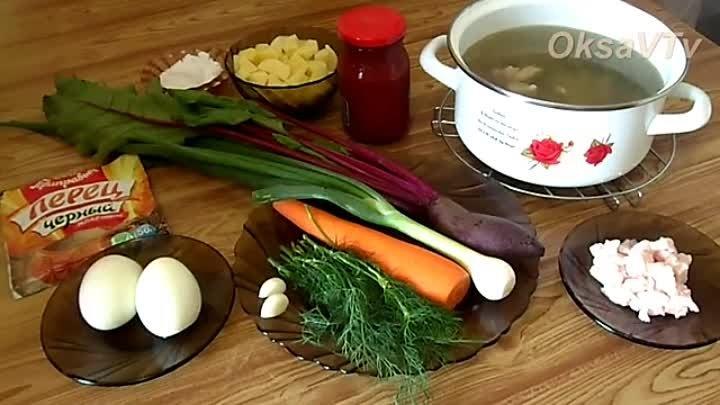 Ботвинья и свекольник – классические и новые рецепты любимых супов | дачная кухня (огород.ru)