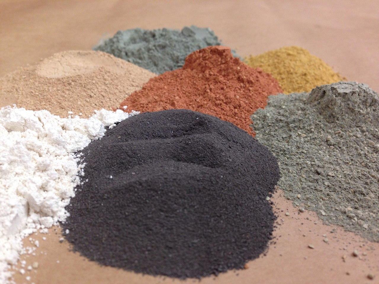 Из чего состоит глина? из какого вещества состоит глина?