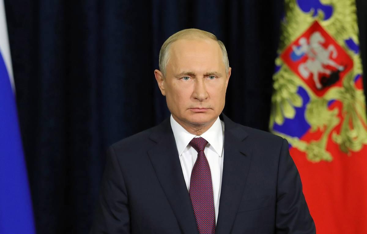 Владимир путин — викиреальность