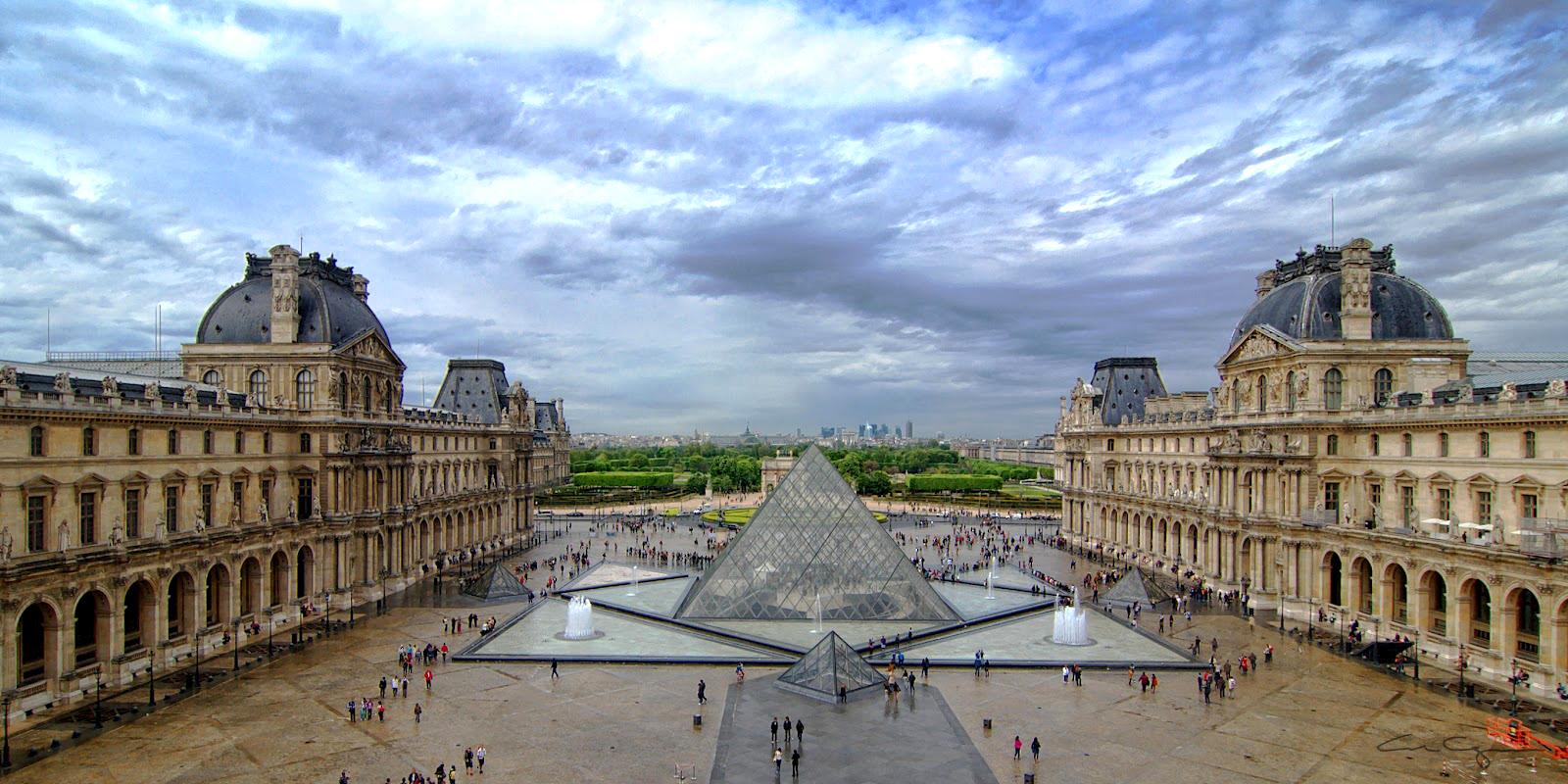 Лувр (париж) - подробная информация о музее