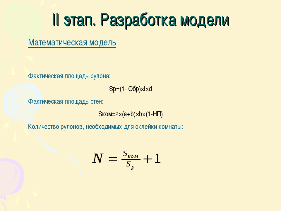 Что такое математическая модель?