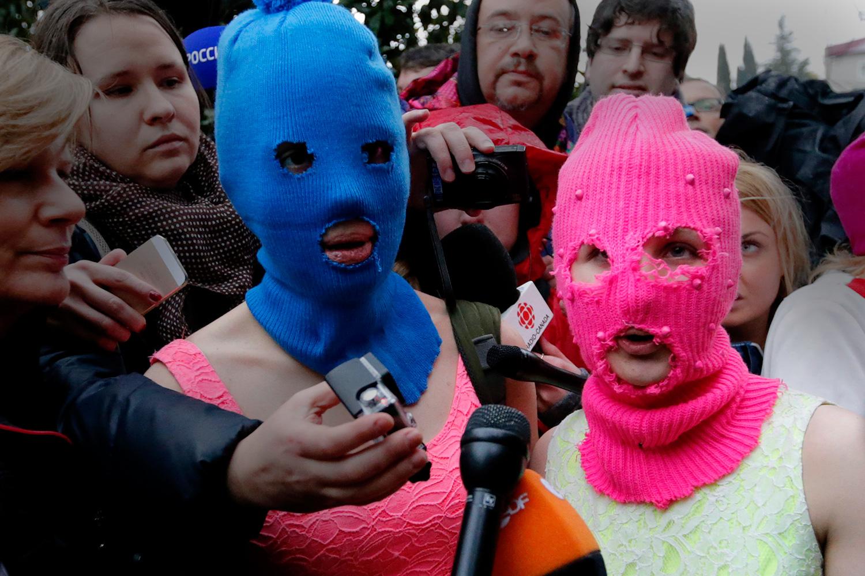 Группа «pussy riot» – состав, фото, новости, песни, клипы 2020 - 24сми