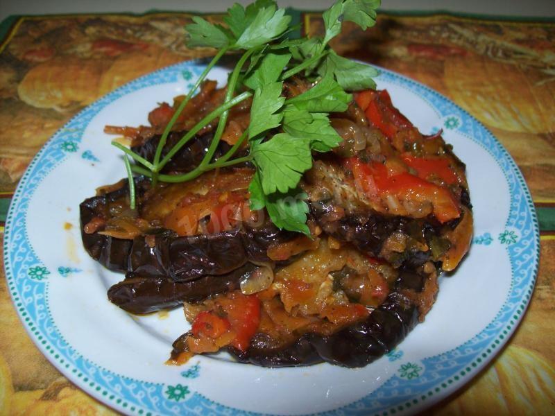 Соте из овощей и баклажанов – 3 лучших рецепта овощного соте