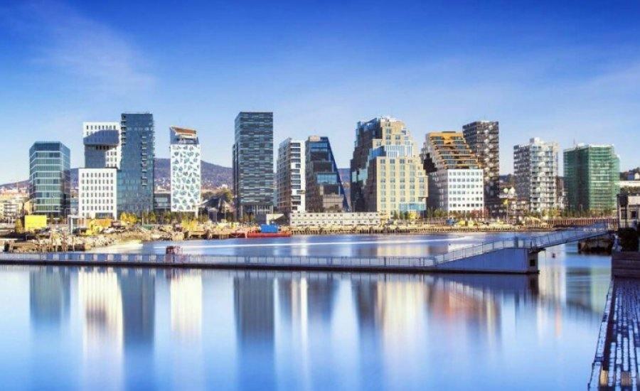 Осло — столица норвегии | достопримечательности и интересные места осло
