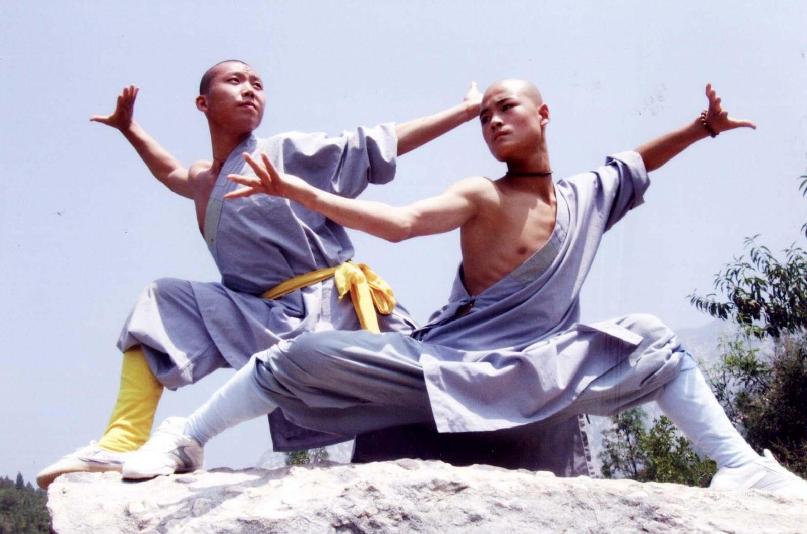 Кунг-фу - философия, история и стили китайского боевого искусства
