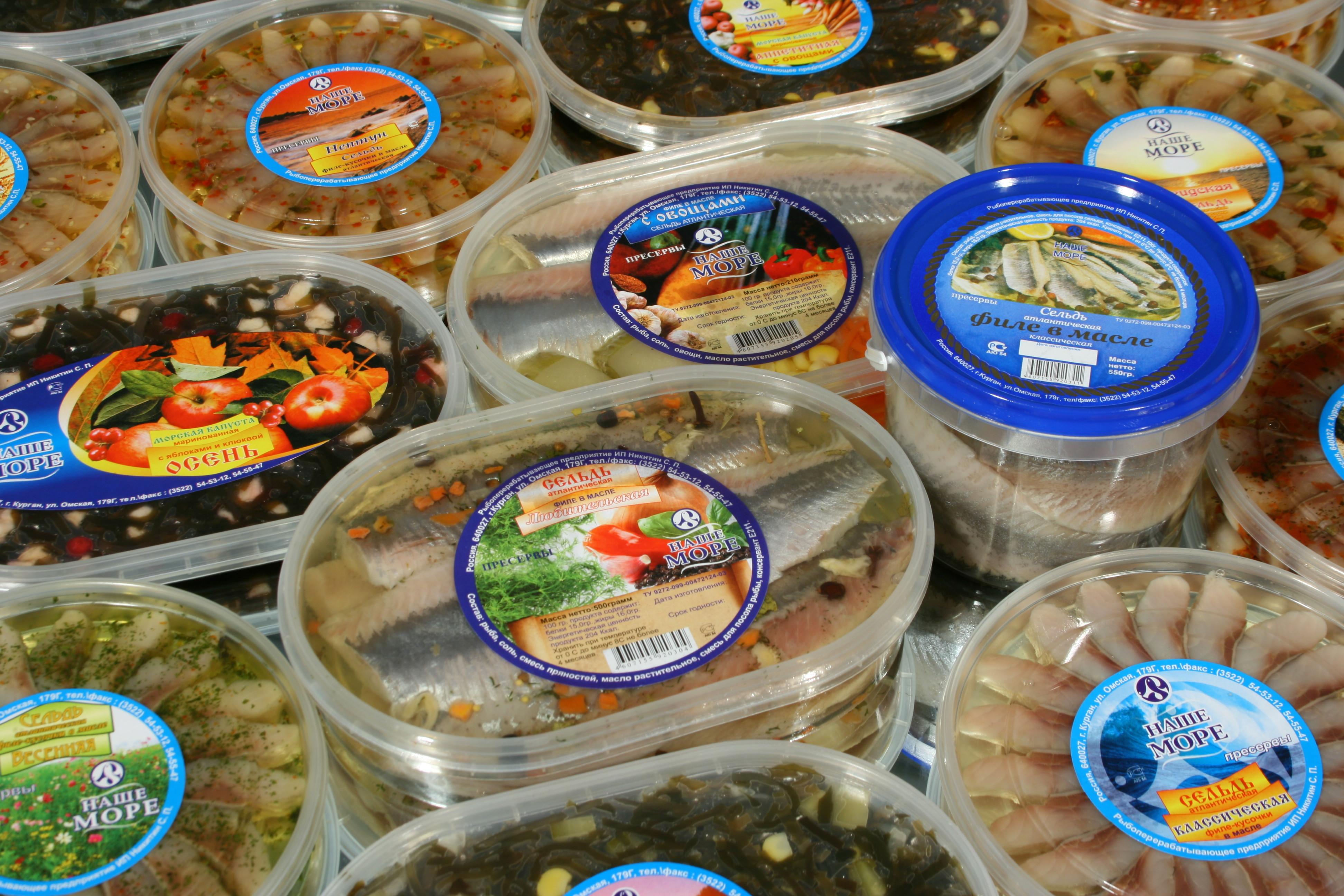 Что такое пресервы рыбные, чем отличаются от консервов