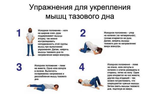 Упражнения кегеля для мужчин — как правильно выполнять гимнастику в домашних условиях