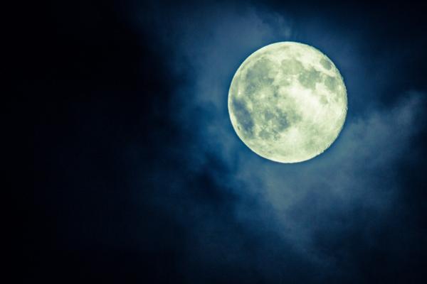 Кровавая луна — явление, которое стоит увидеть