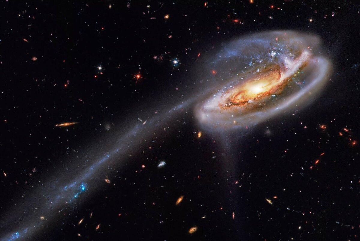 Как определяется граница галактики? описание, фото и видео  - «как и почему»