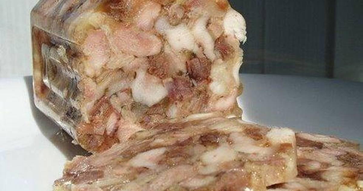Калтык свиной, рецепты приготовления - вкусно с любовью - медиаплатформа миртесен
