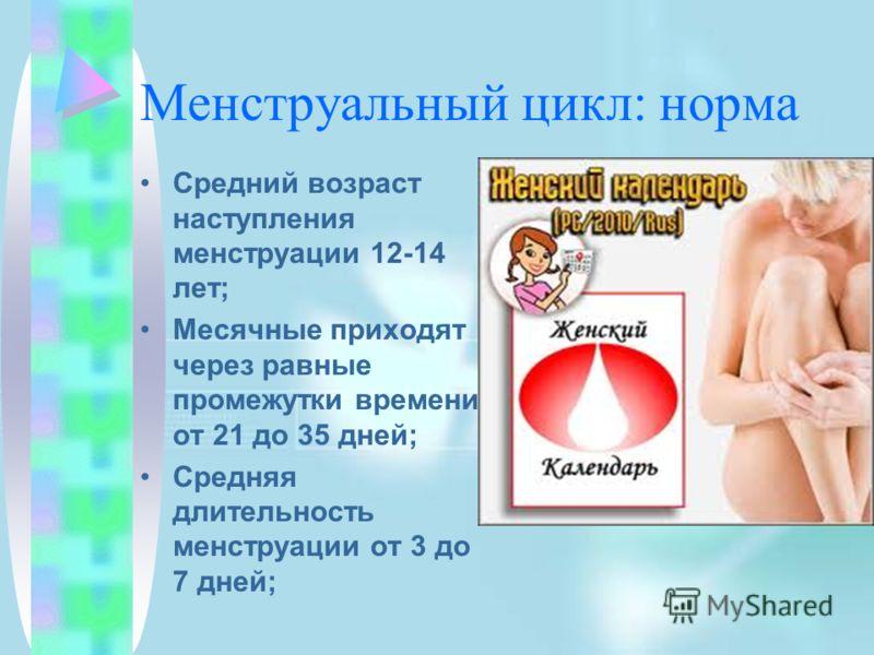 Что такое менструация, когда ее ожидать, и что нельзя делать во время месячных?