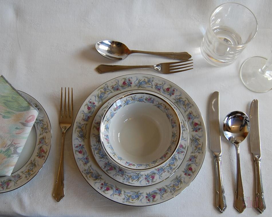 Сервировка стола в домашних условиях с фото – на день рождения, обед