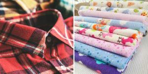 Ткань фланель - натуральная или нет? описание, достоинства и отзывы покупателей. | www.podushka.net
