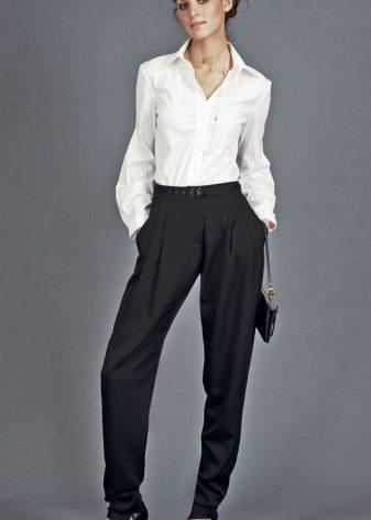 Что такое брюки палаццо: особенности кроя, материалы, советы по выбору