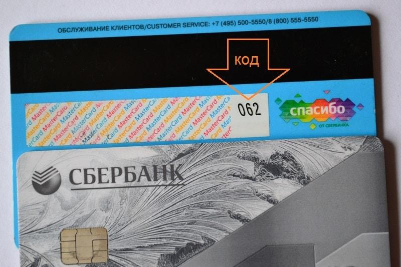 Где находятся на карте visa cvv2 и cvc2?