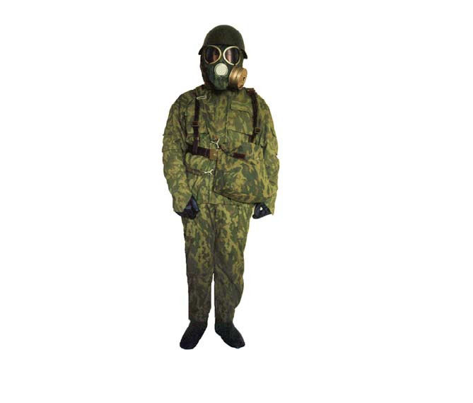 Общевойсковой защитный комплект (озк)
