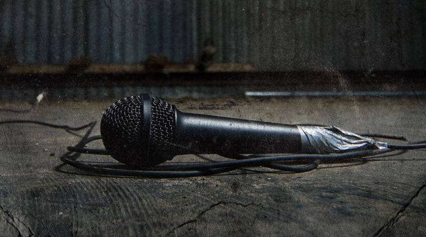 Виды микрофонов
