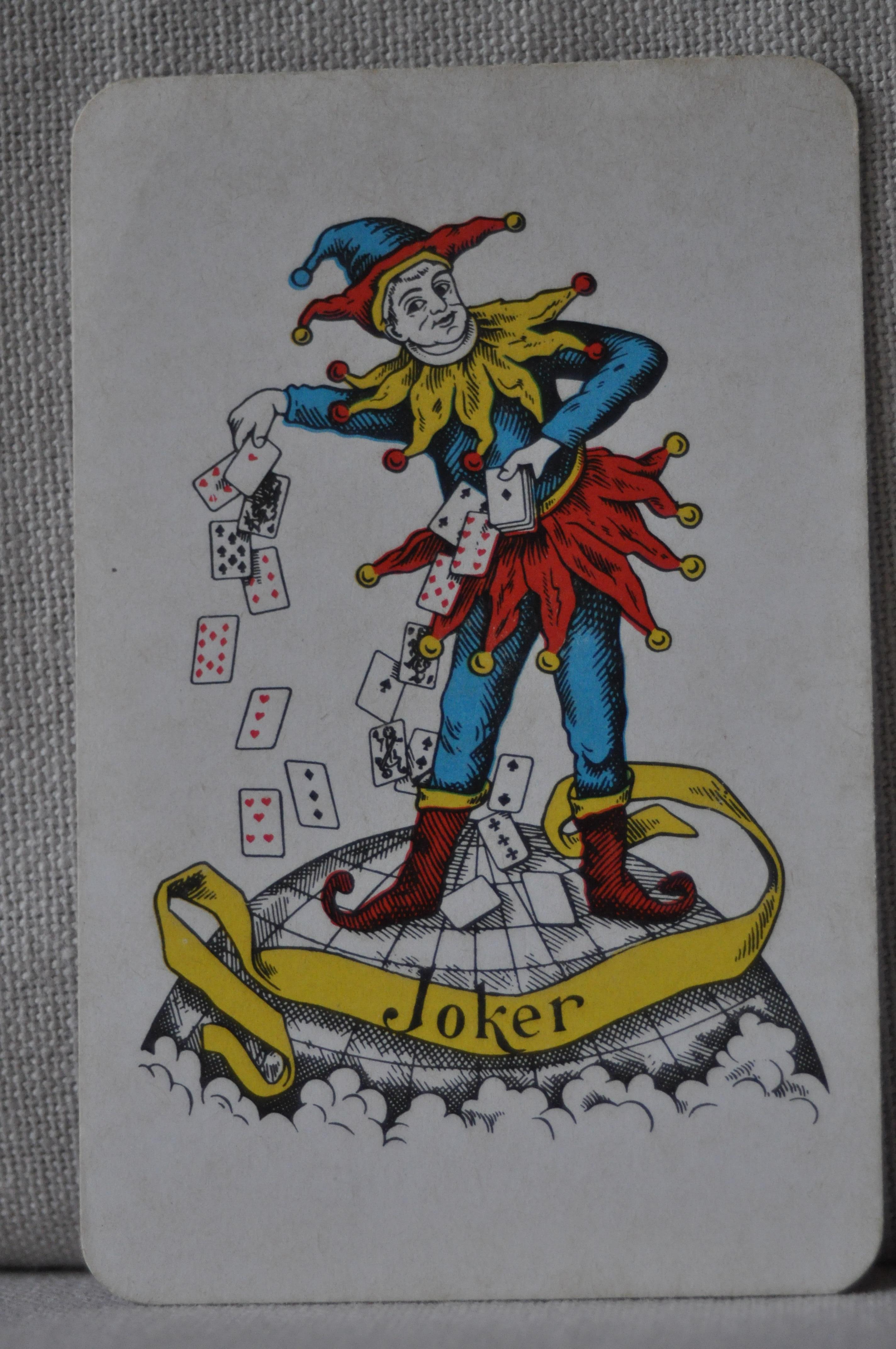 Joker (джокер)