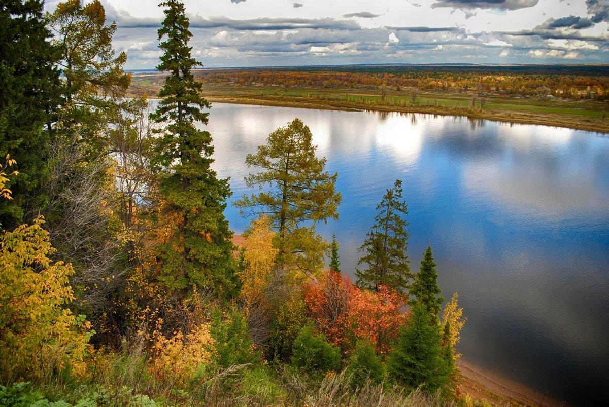 Интересные факты и красивые места на каме для сплава и рыбалки, флора и фауна реки