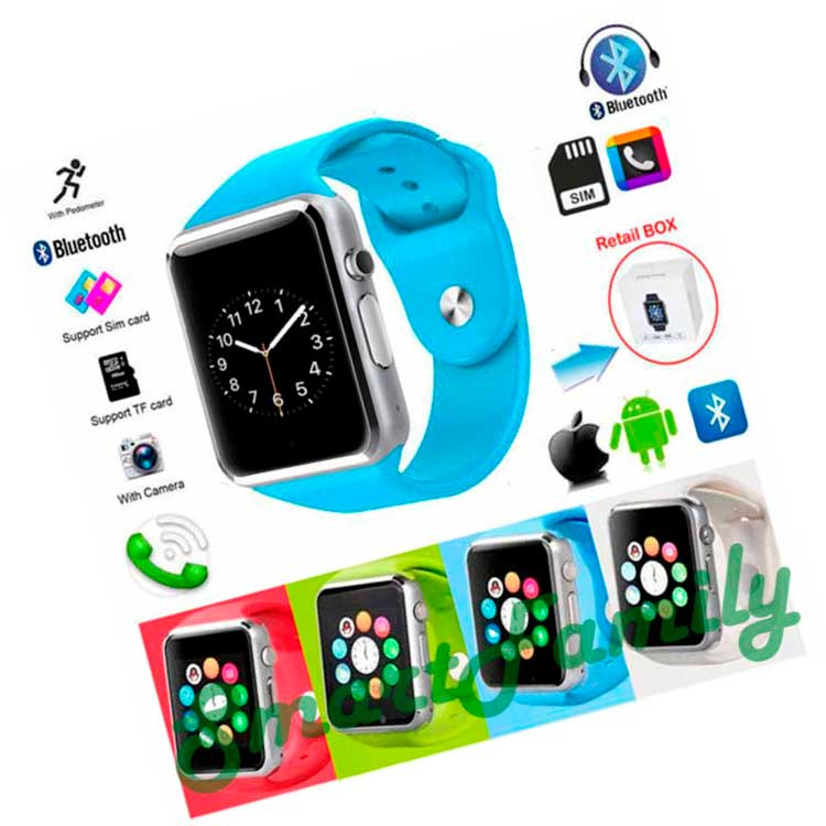 Обзор моделей умных часов smart watch