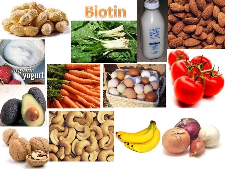 Витамин в7 (биотин) - для чего нужен и где содержится?