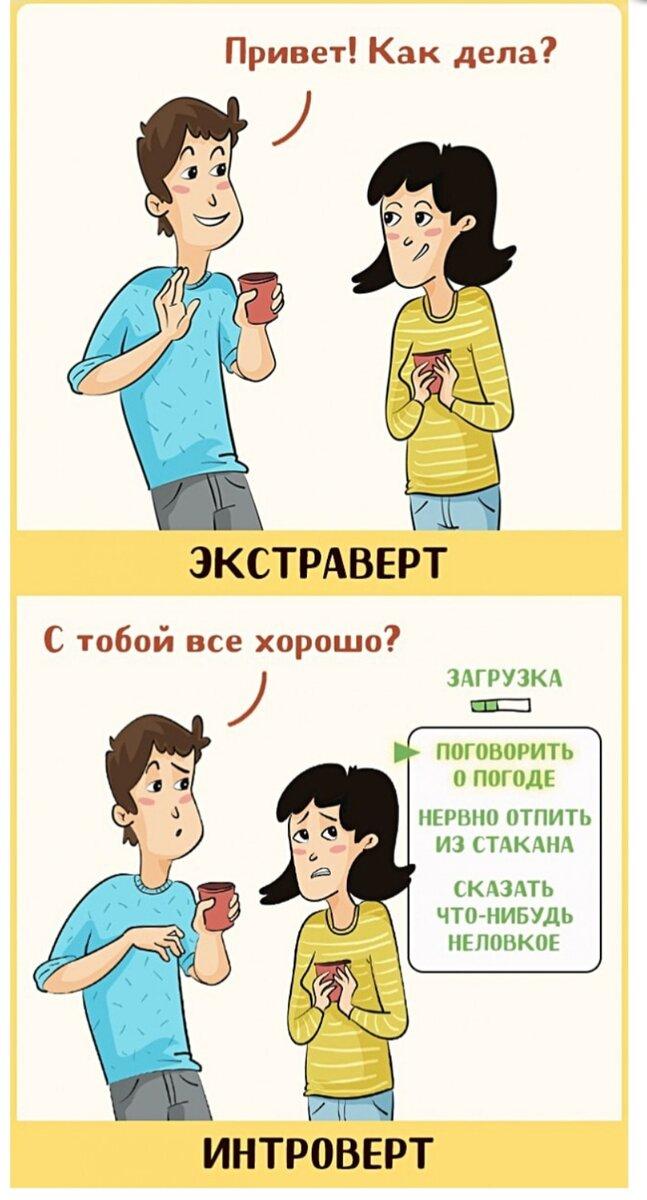 Кто такой интроверт простыми словами | nur.kz